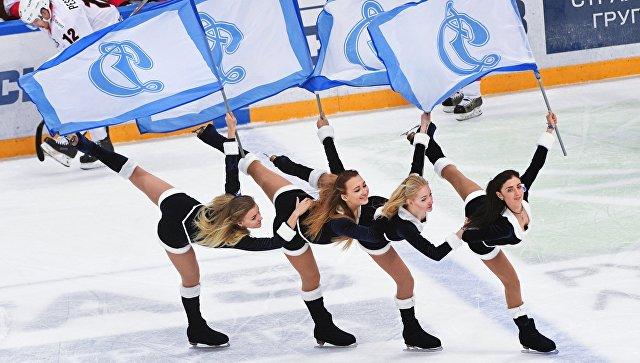 Хоккеисты минского «Динамо» «всухую» выиграли вгостях у«Йокерита»