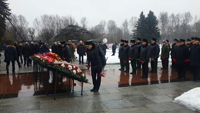 Санкт-Петербург отмечает 73-ю годовщину полного освобождения отблокады