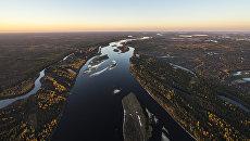 Виды Ямала. Архивное фото