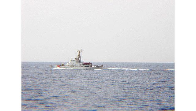 В итоге нападения насаудовский фрегат уйеменского порта погибли два человека