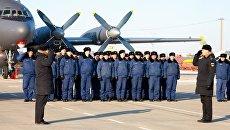Морская авиация ВМФ. Архивное фото