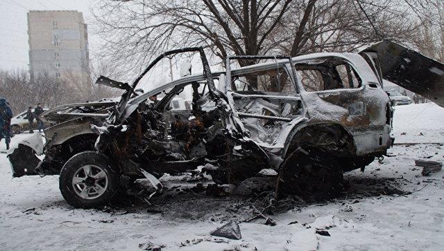 Прокуратура ЛНР: Представителя Народной милиции взорвали украинские диверсанты