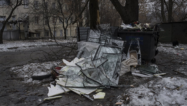 ВСУ обстреливают села наюге ДНР