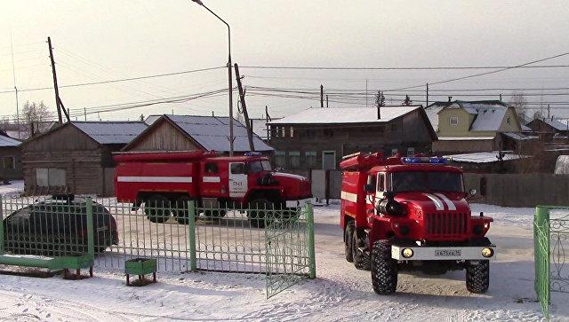 После публикации СМИ генпрокуратура  проверит работу пожарных Якутии