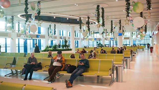 Пассажиров аэропорта Кишинёва эвакуировали из-за сообщений обомбе