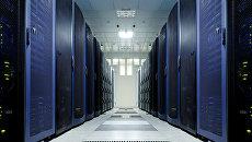 Суперкомпьютер. Архивное фото
