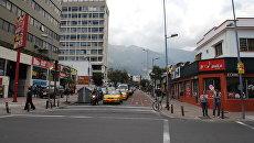 Эквадор. Кито. Архивное фото