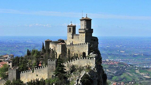 Сан-Марино. Архивное фото