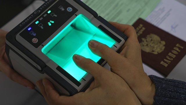Биометрический контроль на границе с Украиной уже прошли 1,9 тысячи россиян