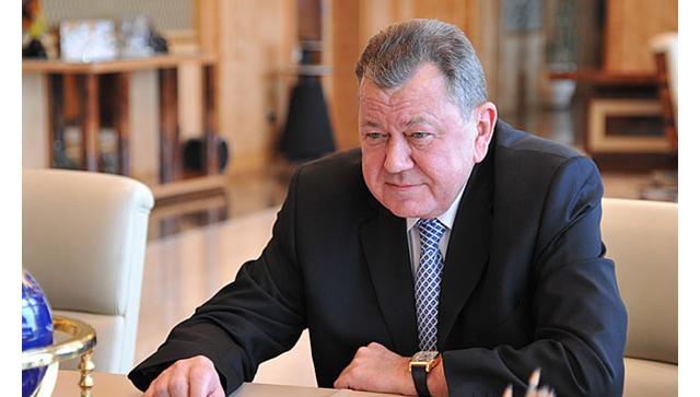 Заместитель министра иностранных дел России по борьбе с терроризмом Олег Владимирович Сыромолотов. Архивное фото