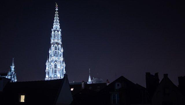 Массовое отключение электричества случилось встолице Бельгии