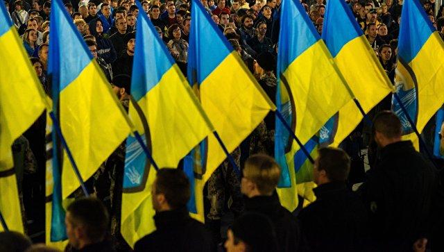 СМИ: в день УПА* в Киев будут автобусами свозить националистов