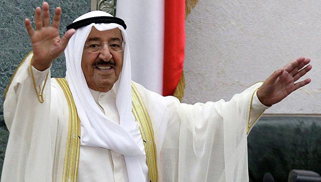 Эмир Кувейта Сабах аль-Ахмед аль-Джабер ас-Сабах
