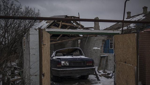 ДНР предложила ВСУ закончить огонь с9февраля