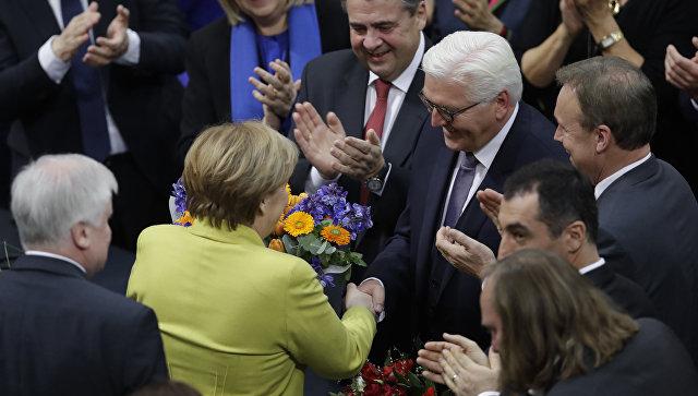 Штайнмайер избран президентом ФРГ