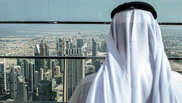 Города мира. Дубай. Архивное