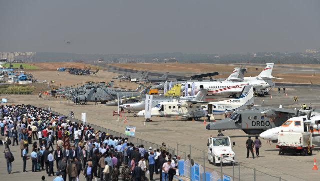 Aero India - 2015: Россия расширяет сотрудничество с Индией и ее соседями