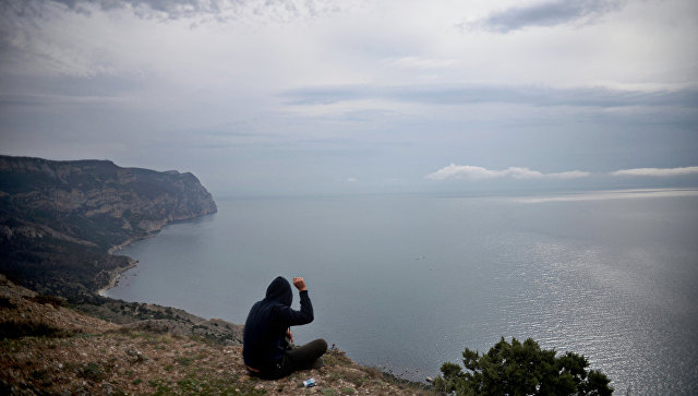 Побережье Крыма. Архивное фото