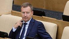 Денис Вороненков. Архивное фото