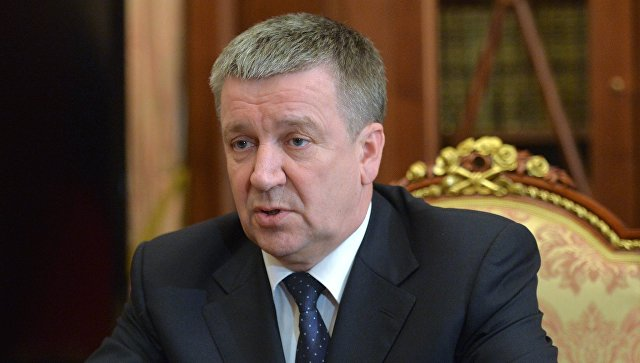Глава Республики Карелия Александр Худилайнен. Архивное фото