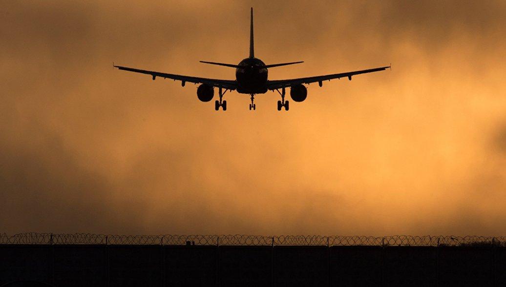 Самолет ГТК Россия доставил украинцев Глищинскую и Диденко в Москву