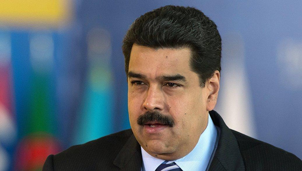 Мадуро заявил, что венесуэльцы уходят из католицизма