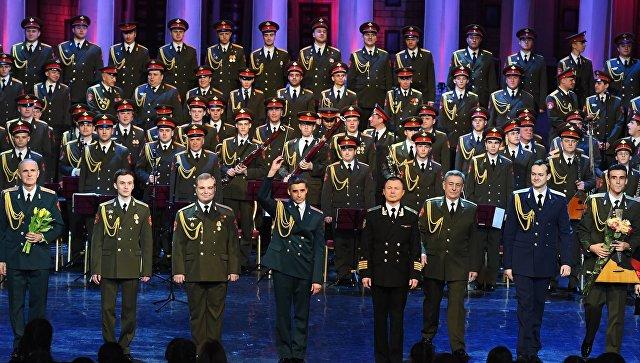 Ансамбль Александрова даст первые иностранные концерты вобновлённом составе