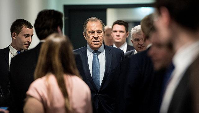 Лавров удостоверился вотсутствии шпионов навстрече ссекретарем МАГАТЭ