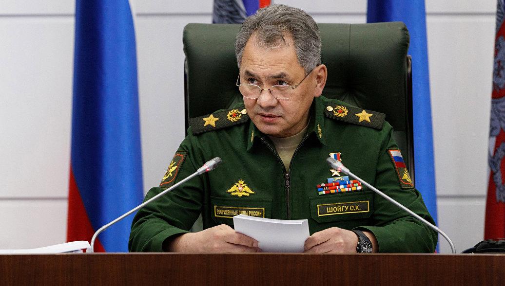Шойгу: Россия и Казахстан подготовят к подписанию протокол по полигону Эмба