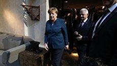 Ангела Меркель на конференции в Мюнхене