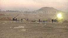 Наступление армии Ирака на западный Мосул. Кадры освободительной операции