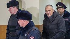 Экс-губернатор Сахалинской области Александр Хорошавин. Архивное фото