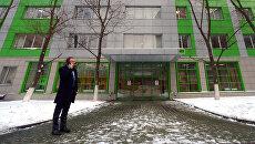 Здание телеканала Russia Today в Москве