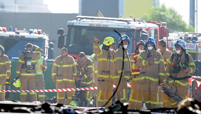 Все находившиеся на борту рухнувшего в Австралии легкомоторного самолета погибли