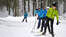 Всероссийская гонка для детей Лыжня здоровья стартует в Дмитрове