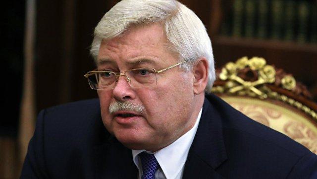 Сергей Жвачкин. Архивное фото