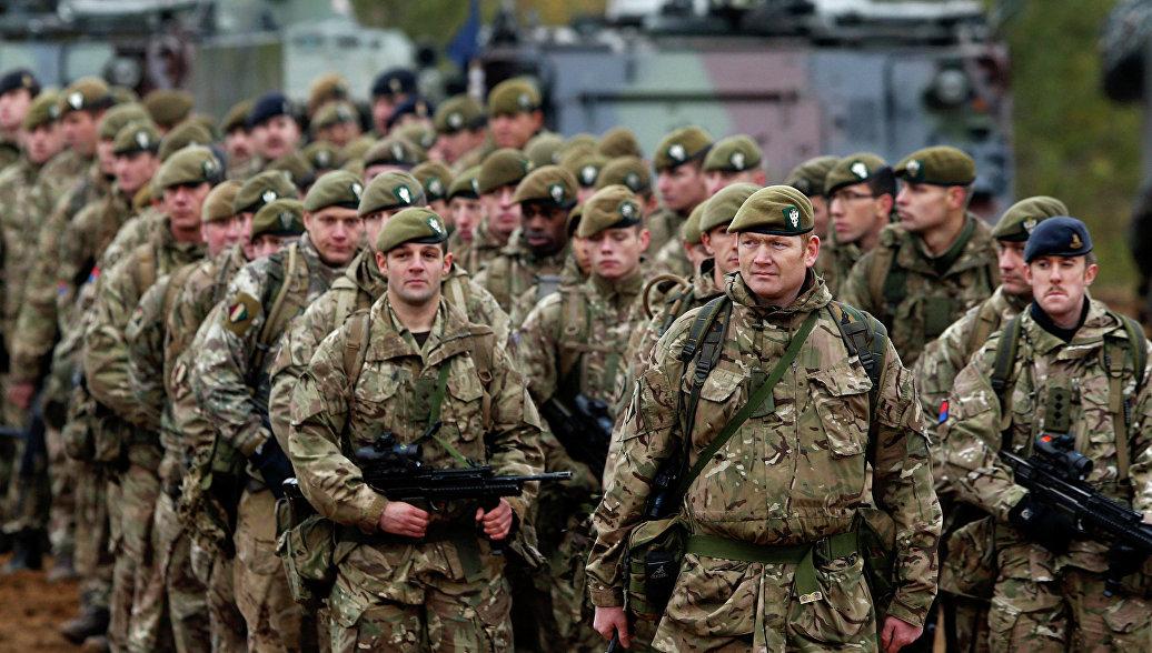 Британский премьер подтвердил необходимость применения военной силы против террористов