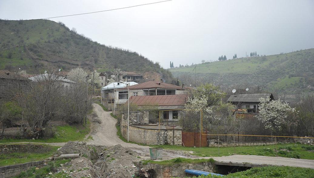 Правительство Армении отправило в парламент законопроект о признании Нагорного Карабаха