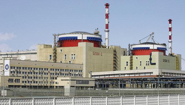 Запущен четвертый блок Ростовской АЭС