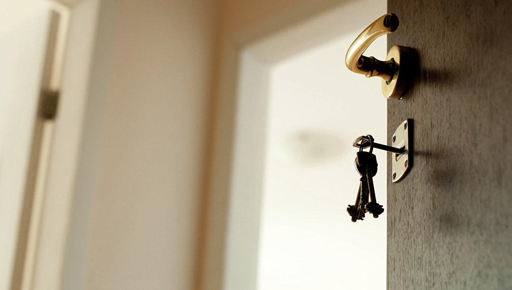 Не дают ключ от коммуналки