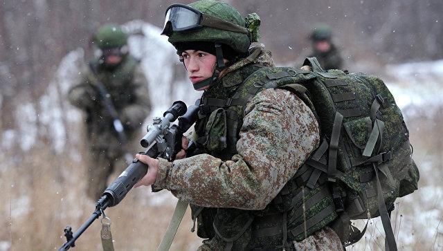 Боевая экипировка Ратник для военнослужащих сухопутных войск. Архив