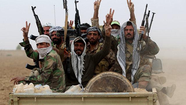 Армия Ирака начала наступление нааэропорт Мосула