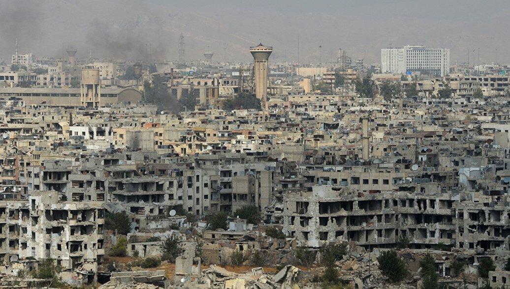 Опрос: более половины американцев выступают за отправку сухопутных войск США в Сирию