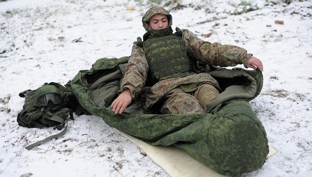 Русские учёные разработают для солдат броню обновленного поколения