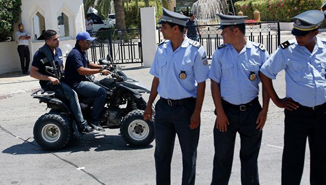 Полиция Туниса. Архивное фото