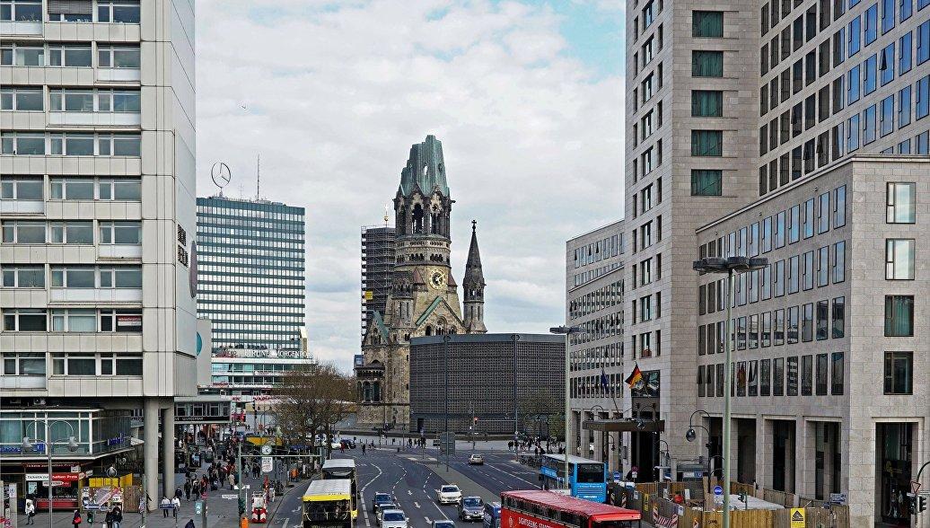 В Берлине. Архивное фото