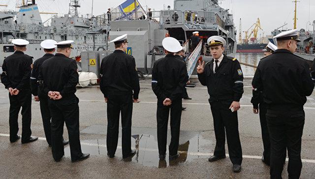 Украина собирается пополнить флот списанными кораблями НАТО