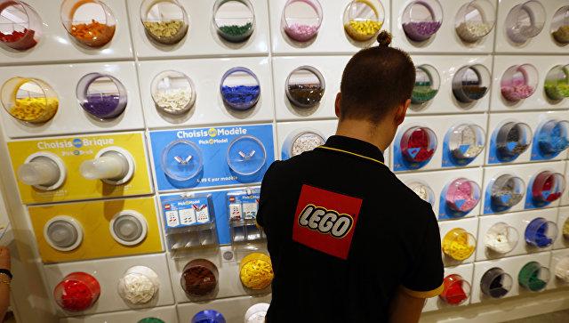 Магазин Lego. Архивное фото