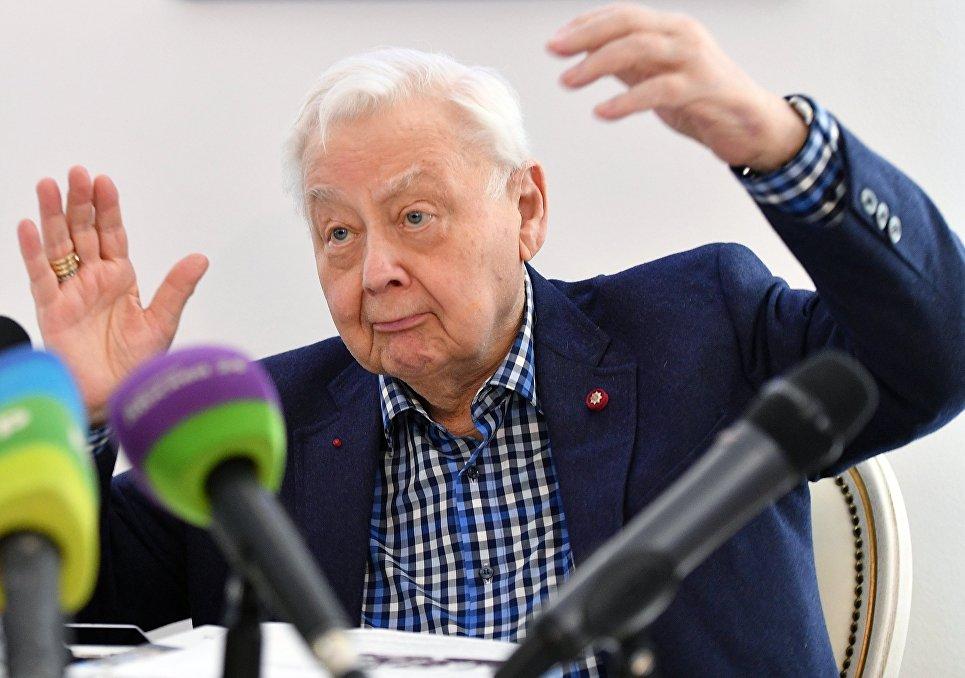 Театр Олега Табакова будет праздновать юбилей всю весну