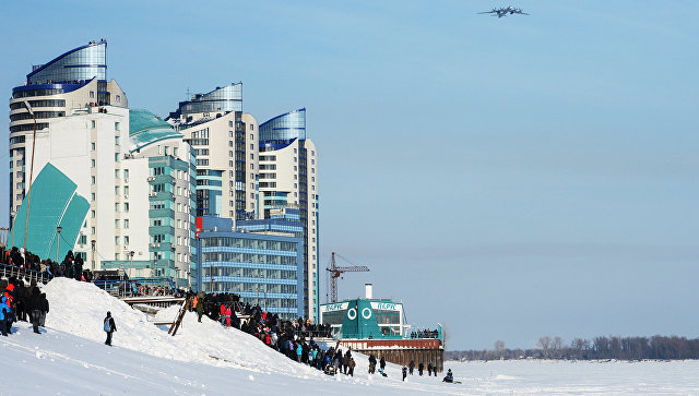 Барнаул. Архивное фото